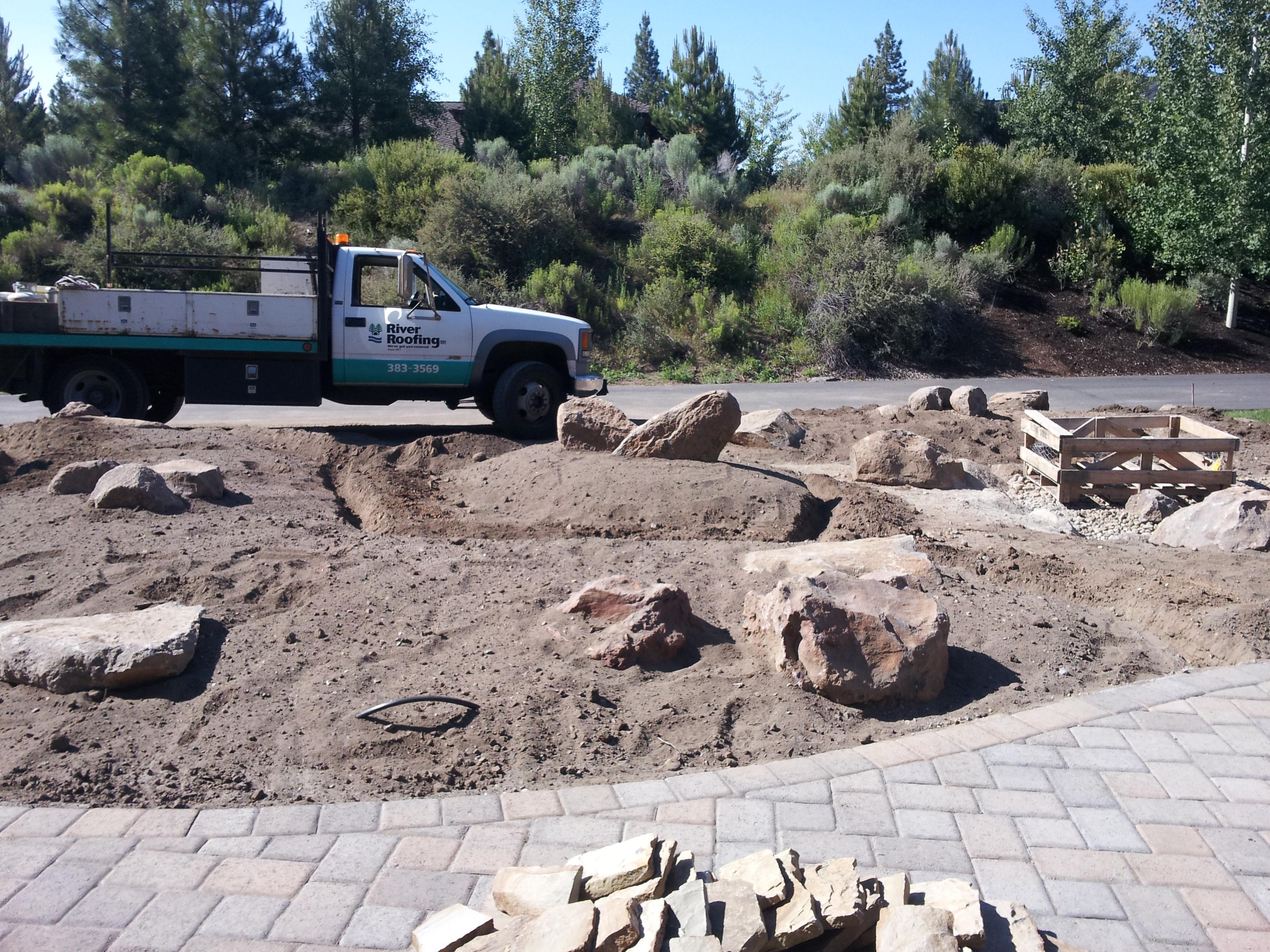Central Oregon Landscaping Construction Llc